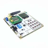Wholesale GPRS module GSM module A SMS Speech board wireless data transmission test board