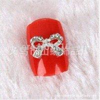 acrylic nail suppliers - Xmas Nails Supplier D New Alloy DIY Acrylic UV Gel Polish Gems Nail Art Design Manicure Tools