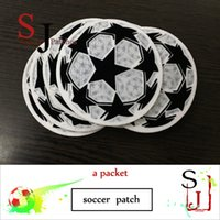 Wholesale championsleague ucl top AAA Ball patches soccer patch badges