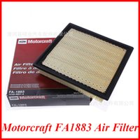 Wholesale Motorcraft FA1883 Air Filter Extra Guard Panel Air Filter Efficiently filters outside air Withstands damage from oil and moisture Ford002