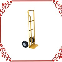 Wholesale Hand Truck Dolly Utility Cart Moving Heavy Luggage Trolley quot Terrain Tires