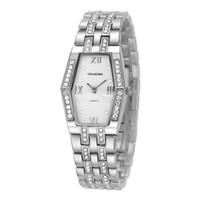 glass table clock - Watches Women Casual Designer Wrist Watch Ladies Fashion Luxury Quartz Watch Table Clock Top brand Gift