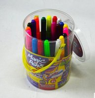 Wholesale Wham O Magic Pens Amazing Color Changing Water Pens Drawing Toy Learning Educational Toys Birthday Gifts