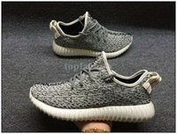 red plaid fabric - Factory offer Yeezy Boost Low Sneakers Running Shoes Pirate Black Moonrock Grey Oxford Tan sport Shoes With Box hotsale running Shoes