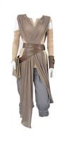 Wholesale Women s Deluxe Halloween Costume Rey Gray Full Sets