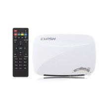 android dlna controller - EMISH X700 Android TV Box Rockchip Quad Core G G XBMC DLNA Wi Fi Smart Media Player with Remote Controller V1380