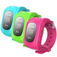 apple positions - Smart watch for kids Children Anti lost Children Smart GPS Positioning Bluetooth Wrist Watch For Android IOS