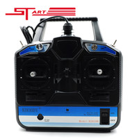 Wholesale RC Drone in Simulator Flight CH Helicopter Simulator RC Quadcopter Control Model With CD Disk