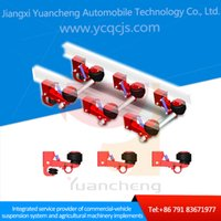 Wholesale China Factory Semi Trailer Lifting Axle Air Suspension System