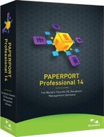 Wholesale Nuance PaperPort Professional Multilingual DVD Full Version