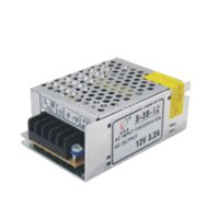 Wholesale 12v voltage regulator v power supply A W adapter indoor Switching power supply For Strip Light