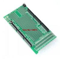 arduino mega protoshield - 5pcs Brand New Prototype Shield Protoshield V3 Expansion Board with Mini Bread Board for Arduino MEGA Blue White