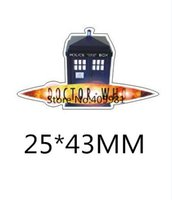 Wholesale MM Doctor who Tardis planar movie resin