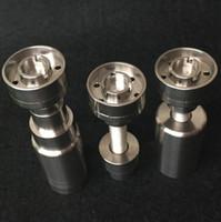 Wholesale GR2 Titanium OMNI NAIL Adjustable Universal Domeless Nail and mm M Female