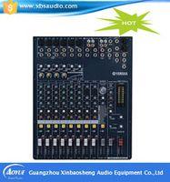 Wholesale Audio Mixer Karaoke Sound Mixer MG124CX Mixer Audio Microphone amplifier mic Mixer karaoke OK Mixer with channels