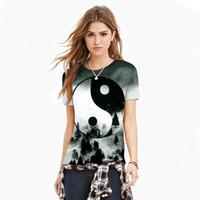 american apparel alternative - New American Apparel Women T Shirt Alternative Snow forest Tops Sport Women Tees Plus Size WT