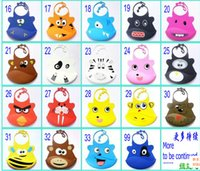 baby food peaches - Freee shipping New arrival Hot Sale Cartoon Baby Bibs Characters non toxic food grade Silicone Waterproof Bib