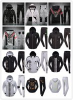 Wholesale Autumn and winter fashion men s brand PP sports suit jacket men leisure pure color high quality skull Philipp Plein Sports Camisetas