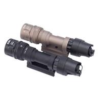 Wholesale Element Tactical SF M952V LED Flashlight Tactical Gun Light Rail highlight Strobe Mounted M952V BK CB for mm Weaver Picatinny handguards