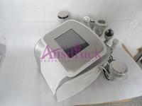 Wholesale Professional in1 Ultrasonic Vacuum Slimming cavitaion Photon LED Skin Rejuvenation BIPOLAR TRIPOLAR RF slimming machine