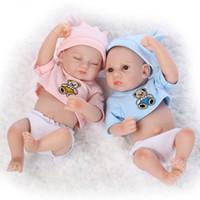 baby shower gel - Silicone Reborn baby dolls simulation baby shower gel realistic soft silicone baby toys