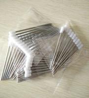Wholesale BALLPOINT PEN REFILLS cm short blue ink refill replacement