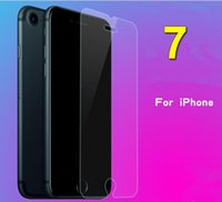 applied films - The new applies to for iPhone7 tempered film for apple tempered glass film for apple plus phone membrane