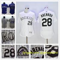 Cheap Baseball Trevor Story Jersey Best Men Short arenado jersey