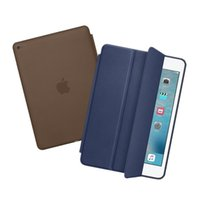 Wholesale Smart Case for iPadAir Air2 foriPad foriPadmini2 foriPadPro9 Official Smart Case Colorful withIntelligent sleep