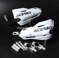 Wholesale color Motorcycle Handlebar hand guards Fit quot mm Bar Or mm Fat Bar Motorcycle Motorcross hand guards