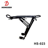 Wholesale Adjustable length and height bike rear rack carrier shelf Mountain bike arriessories rear bicycle carriers for all bikes