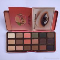 Wholesale Stock new arrivel eyeshadow palette Sweet Peach Eye Shadow colors Eye Shadow