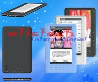 Wholesale 10 pieces Hot ebook reader inch p with GB Built in Micro sd Extension Multi function e book reader