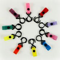 Wholesale New Plastic Baby Stroller Pram Pushchair Car Hanger Hanging Hooks Strap Random Color High Quality