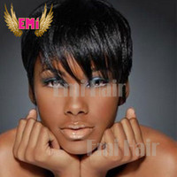best short hair cuts - Human hair wigs lace wigs glueless lace front human hair wigs for african americans Best brazilian hair wigs New Pixie Cut short