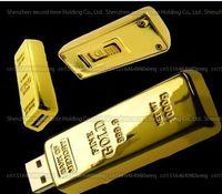 512gb usb flash drive - DHL shipping GB GB GB GB TB TB Gold bullion usb flash drive pendrive flash disk USB External storage disk