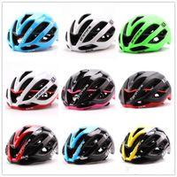 Wholesale With Box Kask Protone Cycling Helmet Fiets Casco Ciclismo Team Pual Smith Helmet MTB Bicycle Helmets Pro Team Head Wear Ultralight
