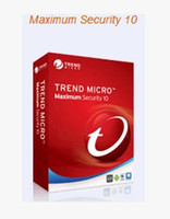 Wholesale Trend Micro Titanium Maxmium Security YEAR PC Year Fast Delivery