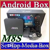 b h sports - 10X M8S K Rooted KODI H Smart Android TV Box Amlogic S812 Quad Core GB RAM GB ROM IPTV Stream Sports Programed Fully Loaded B TH