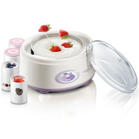 Wholesale yogurt machine household automatic stainless steel ceramic cup