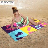 bath towel buy - Buy One Get One Ice Towel Cotton Beach Towel Velour Printed Unisex Drying Washcloth Cute Pool Bath Towel