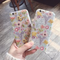 anaglyph images - TPU Back Cover phone case for iPhone s with beautiful anaglyph images flower and bird with Dirt resistant