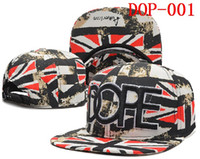 Wholesale DOPE Snapback Hats Custom Embroidered AMP Famous Designer Brand Dome Sport Ball Caps with Cotton for Summer Adult
