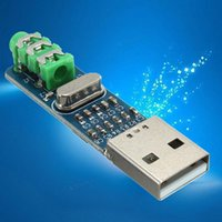 Wholesale 5V USB Powered PCM2704 Mini USB Sound Card DAC Decoder Board DBP_11Y
