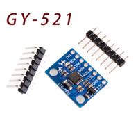 Wholesale GY MPU MPU6050 Module Axis analog gyro sensors Axis Accelerometer Module