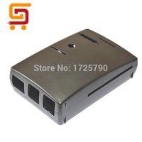 Wholesale High Quality Plastic Raspberry Pi Model B Case Convenient Raspberry Pi Box Raspberry Pi B Cover Shell