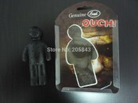 Wholesale Novelty Ouch Voodoo Doll Toothpick Holder Stand Dispenser