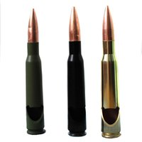 Wholesale 50 Caliber Real Bullet Bottle Opener Bottle Breacher Fathers Day Gift Gifts for Men Graduation Groomsmen Gifts and More