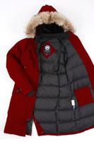 arriving in canada - new arrive canada brand parka Women KENSINGTON PARKA made in goose winter coat for men snow coat