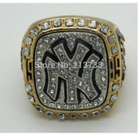 Wholesale 1999 New York World Series Solid Anniversary Gift Outdoors Occasion Championship Rings Replica Jewelry as Mens Fan Gift